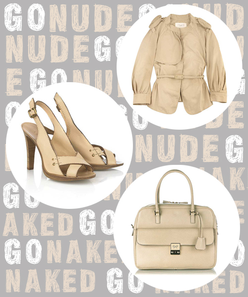 Go nude this spring