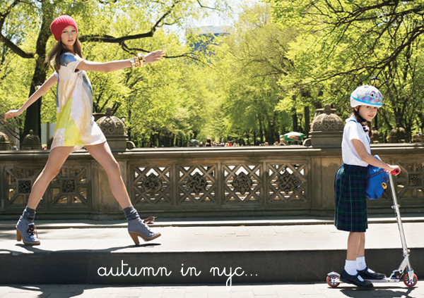 Autumn i nyc...