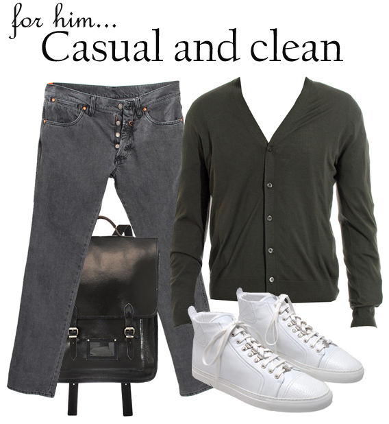 Casual and Clean