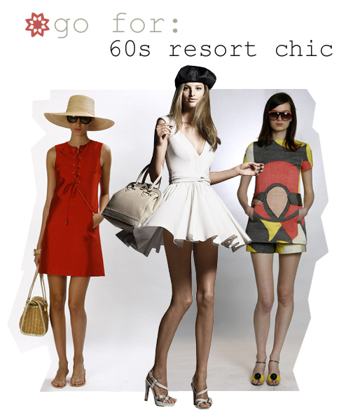 60s resort chic