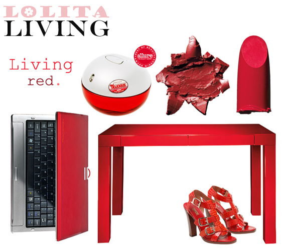Living red