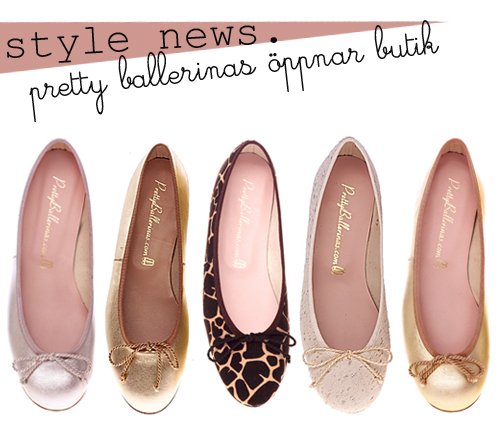 Pretty ballerinas