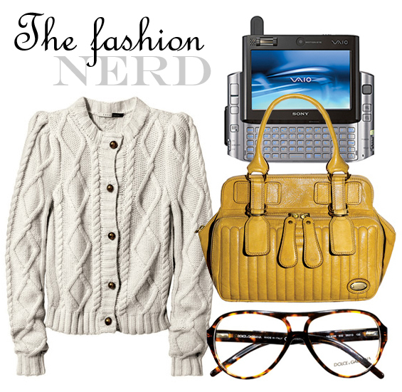 The fashion nerd