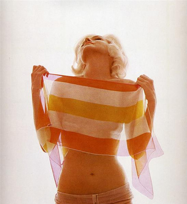 marilyn monroe bert stern