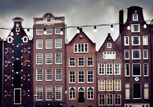 houses city
