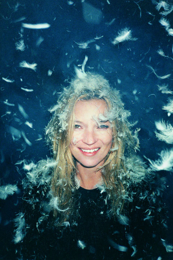 kate moss by ryan mcginley