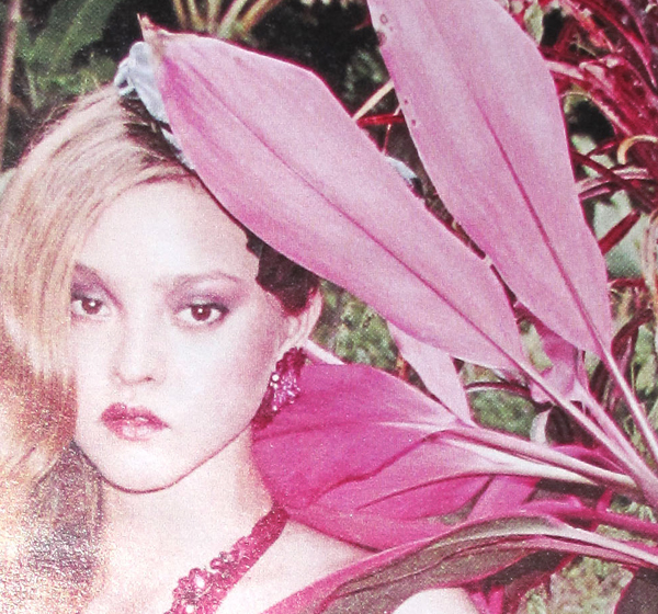 juergen teller devon aoki &quot;paradise&quot;
