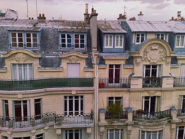 apartments, paris