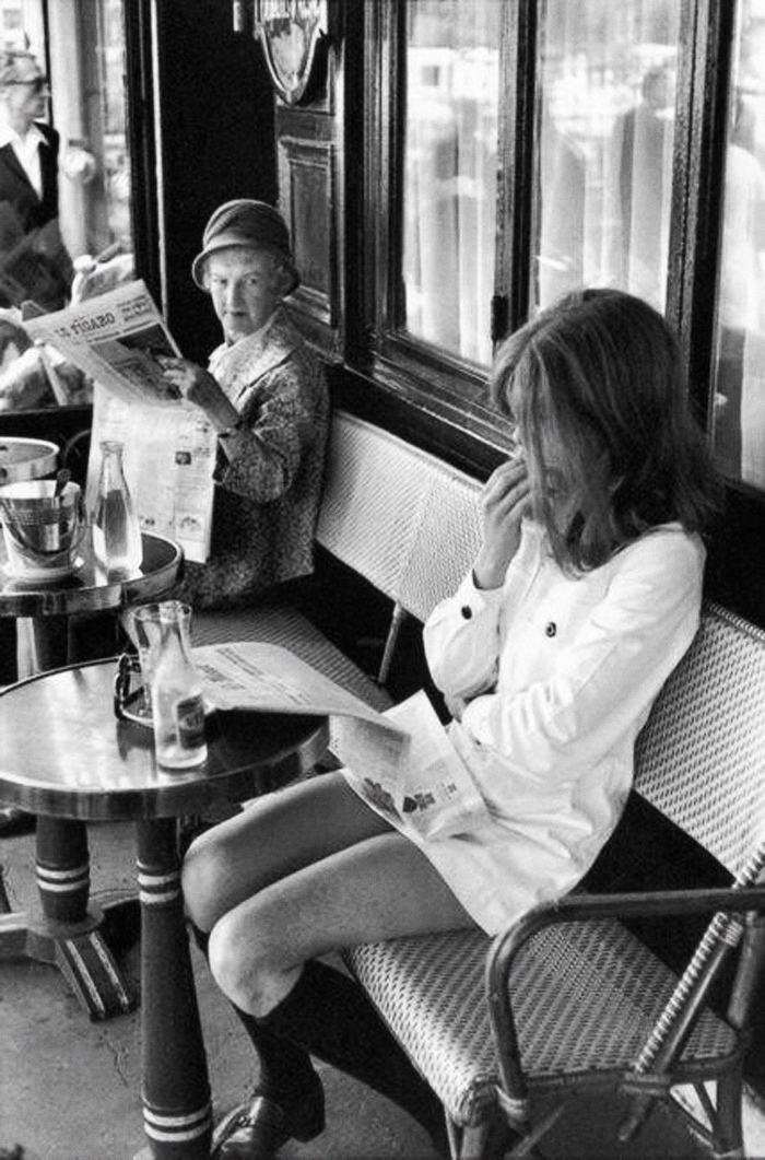 Henri Cartier-Bresson - leer es sexy