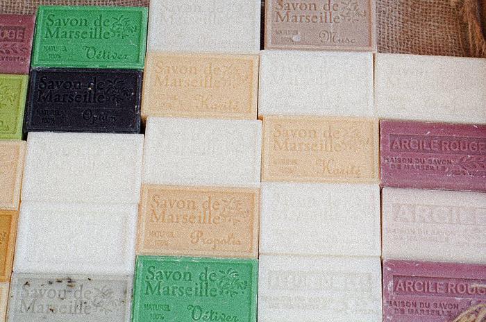 soaps marseille