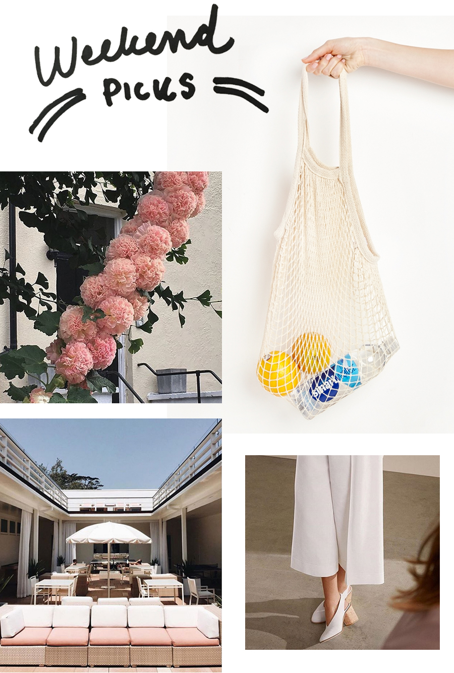 weekend picks santa barbara four seasons clo instagram